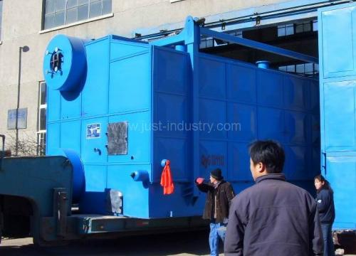 coal/wood/biomass fired water tube boiler