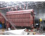 water tube package steam boiler or hot water boiler