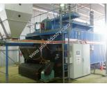 Biomass fired water tube steam boiler(02)
