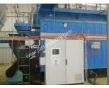 Biomass fired water tube steam boiler(03)